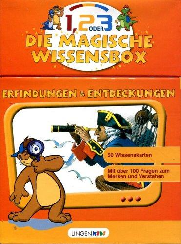Die magische Wissensbox - Erfindungen und Entdeckungen