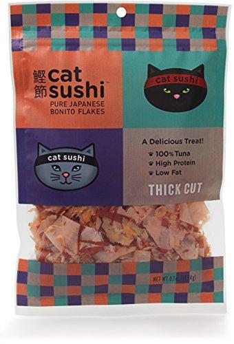Cat Sushi Thick Cut 0.7Oz