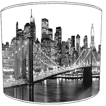 Premier Lighting 12 inch Manhattan New York Abat-jour5 pour Un plafonnier
