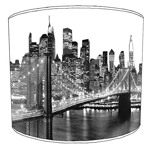 Premier Lighting 8 Inch Ceiling Manhattan New York lampshades5