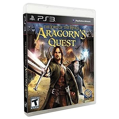 Warner Home Video – Games 1000154725 Herr der Ringe: Aragorn 's Quest