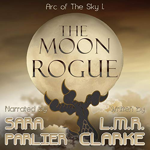 The Moon Rogue audiobook cover art