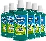 Oral-B Complete Collutorio Antibatterico Senza Alcol, Combatte L'Alito...