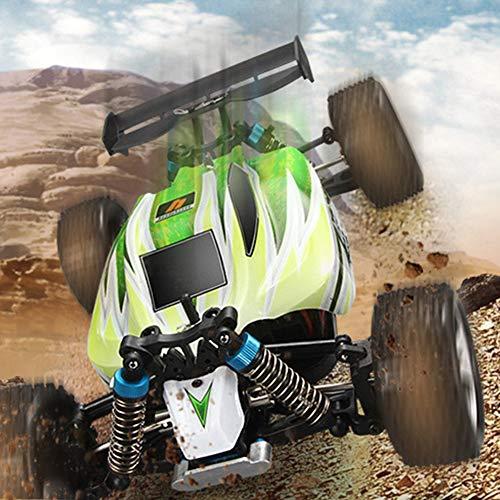 RC Auto, Vierradantrieb A959-B Ferngesteuertes Spielzeug Buggy 2,4 GHz 70 km/h leistungsstarkes Spielzeugauto im Maßstab 1:18 mit Stoßdämpfern, Kindergeschenk Free Size grün