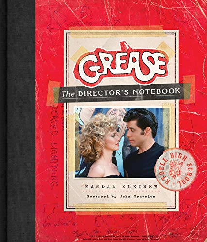Grease: The Director's Notebook (English Edition)
