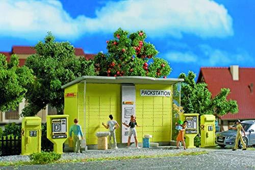 Vollmer 43777 DHL-Packstation mit Briefkasten