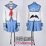[cospay]Angel Beats!風ユイ Angel Beats!風Yui風Cosplay Costume(女M)