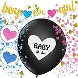 Baby Shower Party,Niño o Niña Sorpresa,Niño o Niña Globo,Gender Reveal Decoration,Boy or Girl Party,Boy or Girl Baby Shower (2)