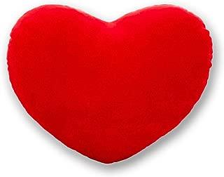 sunyou Cute Plush Red Heart Pillow Cushion Toy Throw...