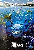 Findet Nemo: Teaser (2003) | US Import Filmplakat, Poster