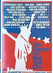 Live For New York City - Hommage au 20 octobre 2001 au Madison Square Garden - Édition 2 DVD