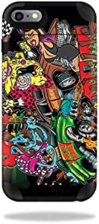 MightySkins Protective Vinyl Skin Decal Compatible with Mophie Juice Pack iPhone 6 Plus wrap Cover Sticker Skins Drag Queens