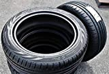 Set of 2 (TWO) Premiorri Solazo S Plus Summer Performance Radial Tires-225/50R17 225/50/17 225/50-17 98V Load Range XL 4-Ply BSW Black Side Wall