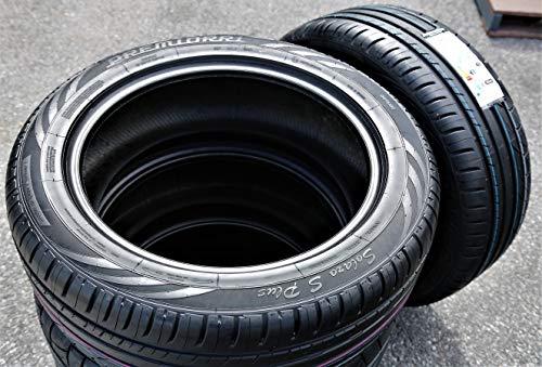 Set of 2 (TWO) Premiorri Solazo S Plus Summer Performance Radial Tires-225/40R18 225/40/18 225/40-18 92V Load Range XL 4-Ply BSW Black Side Wall