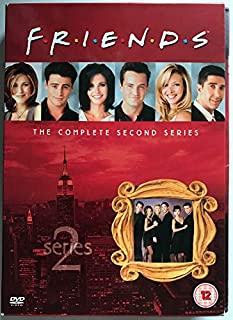 Friends: Complete Season 2 [DVD] [1995] (B00004TIZH) | Amazon price tracker / tracking, Amazon price history charts, Amazon price watches, Amazon price drop alerts