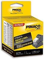 Etiqueta para Impressora Térmica 54x101, BIC, Pimaco, Smart Label Printer, 878313, Branca, 170 Etiquetas