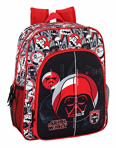 Safta Mochila Escolar Junior Star Wars