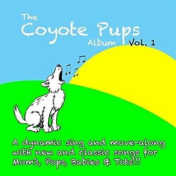 The Coyote Pups Album, Vol. 1