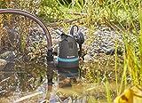 GARDENA Schmutzwasser-Tauchpumpe 9200 Basic: Elektrische Tauchpumpe mit Fördermenge 9200 l/h, , Schwimmschalter mit Dauerlauffunktion (9007-47) - 5