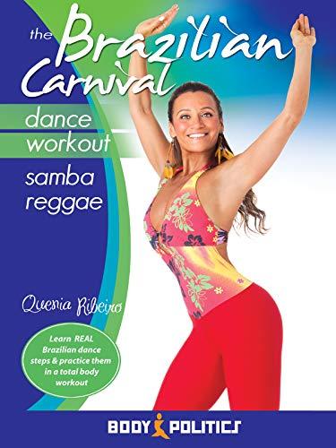 Das brasilianische Karneval-Tanztraining Brazilian Dance Workout mit Quenia Riberiro [OV]