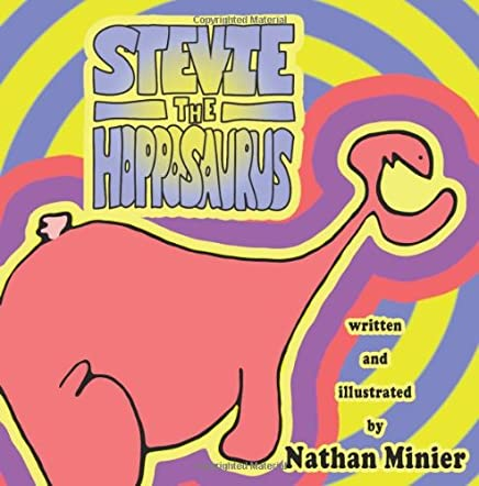 Stevie The Hopposaurus