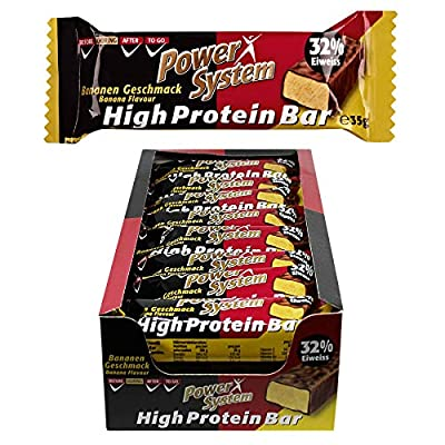 Power System High Protein