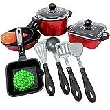 TikTakToo Mehrteiliges Kochset Spielküchen Zubehör - zur Auswahl (Set 1)