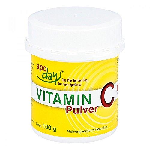 apoday Vitamin C Pulver Dose, 100 g Pulver
