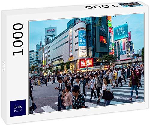 Lais Puzzle Tokio 1000 Piezas