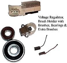 Alternator Rebuild Kit; Voltage Regulator, Brushes & Bearings 1999-2003 RX300, 2001-2003 Highlander 100 Amp - 13844RK
