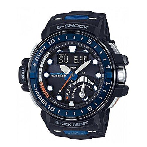 CASIO - Herren -Armbanduhr GWN-Q1000-1AER