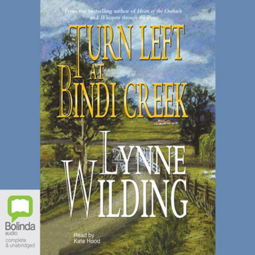 Turn Left at Bindi Creek cover art