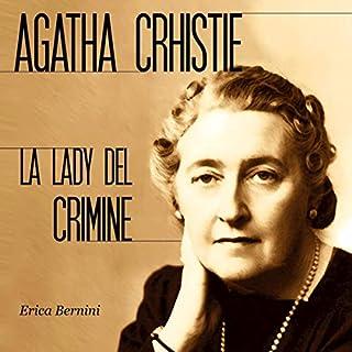 Agatha Christie: La lady del crimine copertina