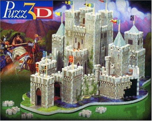 Puzz3D Camelot Castle