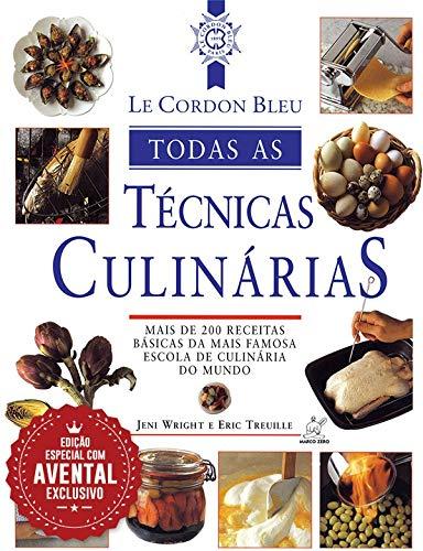 Todas As Técnicas Culinárias: Le Cordon Bleu (novo Avental)