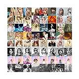 Taylor Swift Album Folklore Album Leinwand Poster