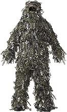HOT SHOT Men's 3-Piece 3-D Ghillie Suit, Woodland Camo, X-Large/XX-Large
