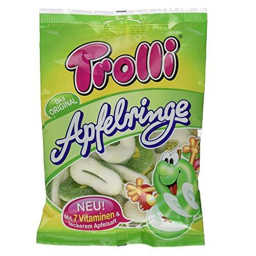 Trolli Apfelringe, 200g