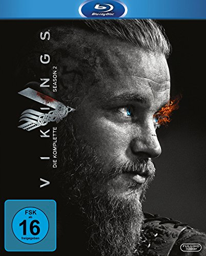 Vikings - Season 2 [Blu-ray]
