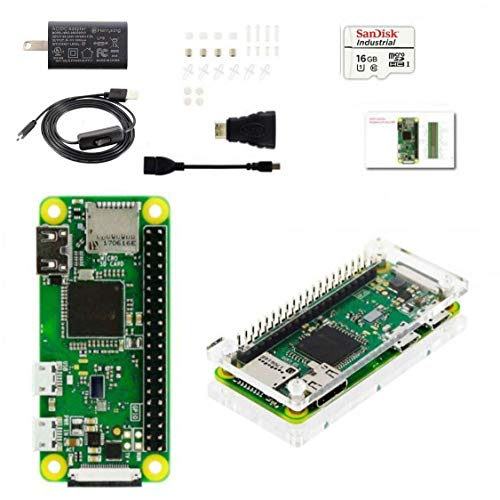 Raspberry Pi Zero WH コンプリートスターターキット