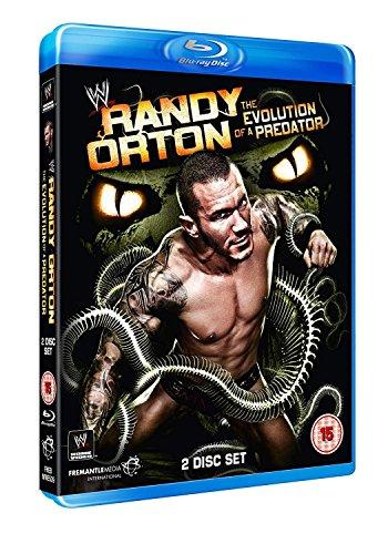 WWE: Randy Orton - The Evolution Of A Predator [Blu-ray] [Reino Unido]
