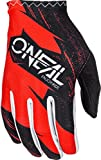 O'Neill Wetsuits 0388R-168 - Oneal Matrix 2018 Burnout Guanti Motocross S Nero Grigio