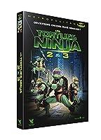 Coffret les tortues ninja 2 films : les tortues ninja 2 ; les tortues ninja 3