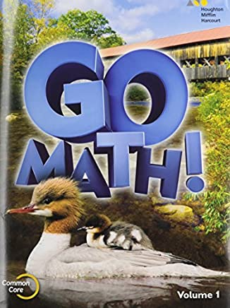 GO Math!: Student Edition Set Grade 2 2015 by HOUGHTON MIFFLIN HARCOURT (2014-07-30)