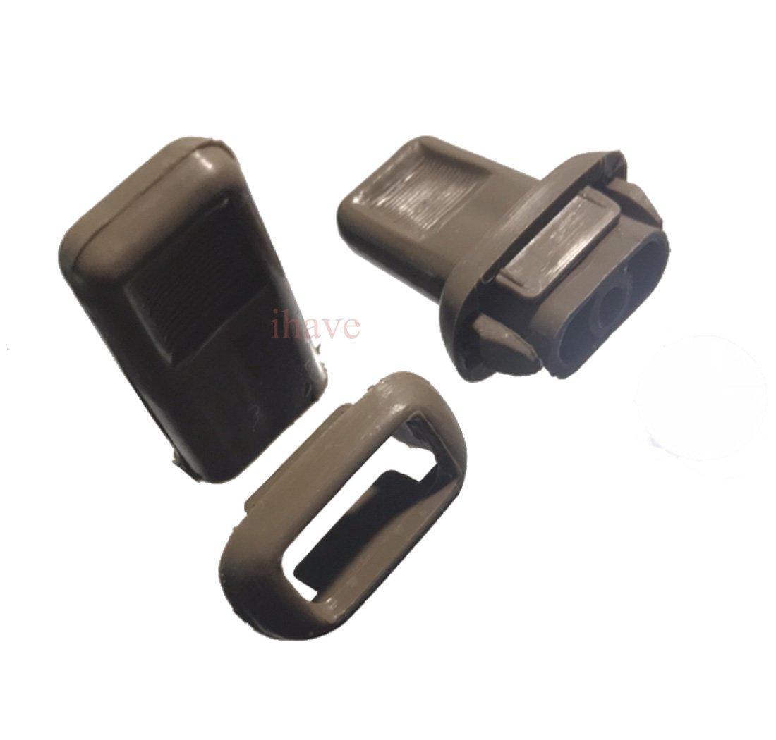 ihave Replacement For DOOR LOCK KNOB TOYOTA 4RUNNER Corolla KE70 TE71 AE71 TE72 Corona RT134 135 STARLET KP60 61 Brown