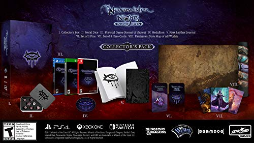 Neverwinter Nights Enhanced und Collector's Edition - [Xbox One]