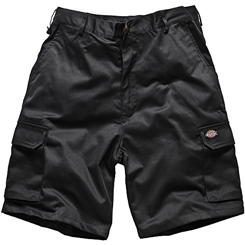 Dickies Redhawk WD834 Pantaloncini Cargo, Nero (Black), IT: 52