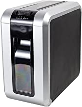 $510 » SHUBIAO-wcha Paper Shredder, Paper Shredders for Home Office, 6- Sheet Cross- Cut Shredder for Home Office with 10L Large ...