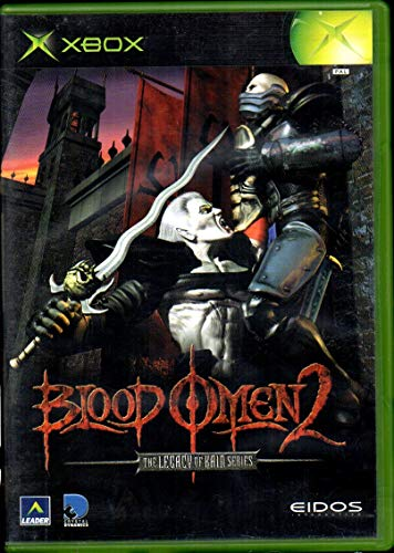 Blood Omen 2 [Xbox - Italia]