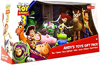 Mattel Toy Story 3 Andy's Toy's Gift Pack by Disney